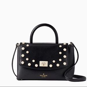 New Large Kate Spade Serrano Pearl details